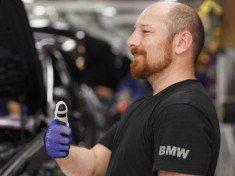 BMW, gyártás