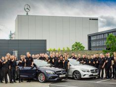 MercedesBenz modellfrissites 20160603