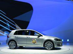 Volkswagen Pressekonferenz, Automobilsalon Genf, 05.03.2013/?Car of the Year 2013?:  Volkswagen Golf