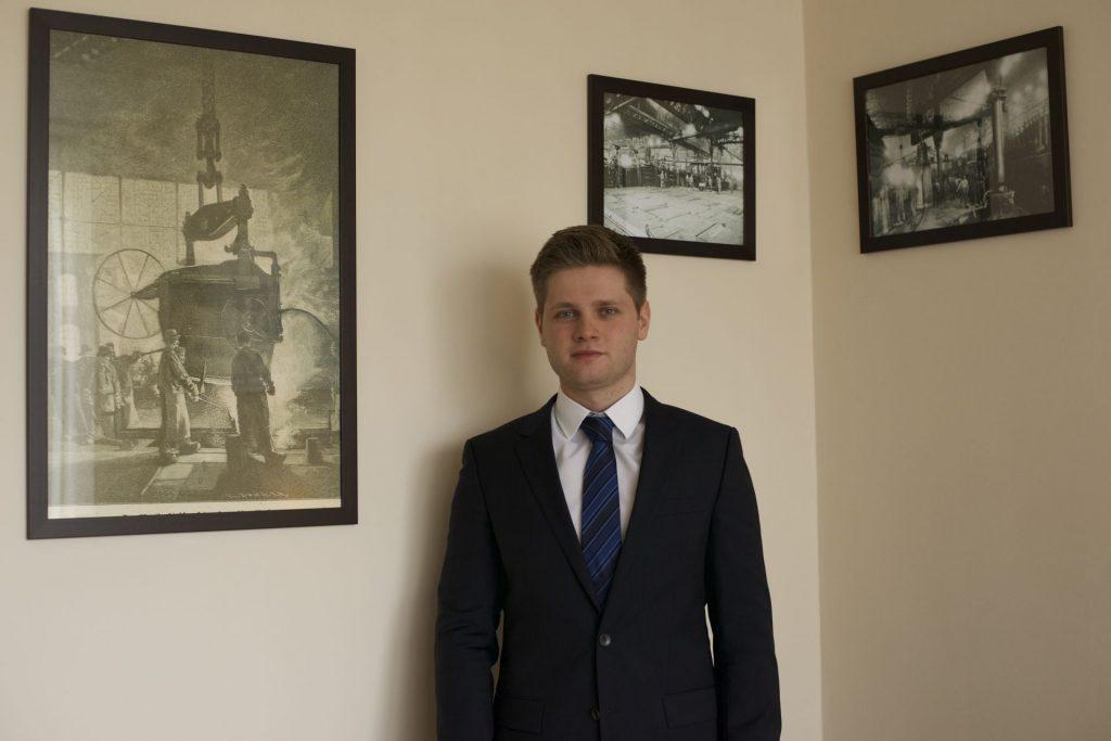 ifj. Győri Imre ügyvezető igazgató