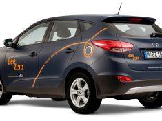 A Linde és a Hyundai közös vállalkozása a müncheni BeeZero autómegosztó