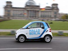 car2go Start in Berlin mit 1.000 Fahrzeugen