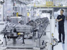 Audi starts transmission production in China