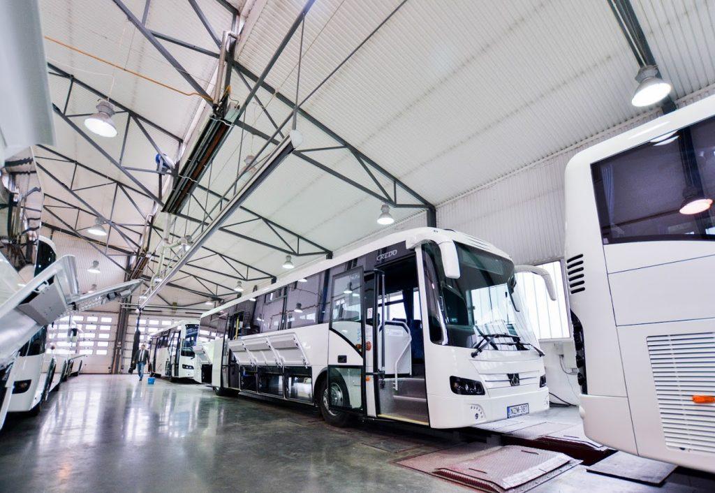 2017-02-24 Credo autóbuszok átadása - Győr - 1