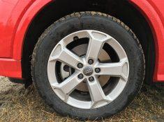 Audi Q2, kerék, téli gumi