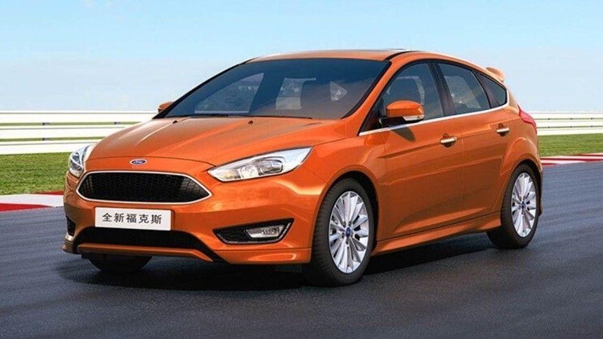 Kínai lesz a Ford Focus - JÁRMŰIPAR.HU