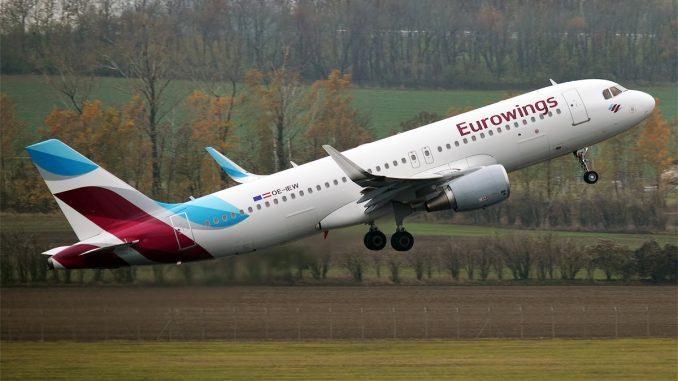 7e7f7cab32c7 Egymilliárd eurót biztosít a Lufthansa-csoport diszkont leánycégének, az  Eurowingsnek repülőgépek vásárlására – közölte a Lufthansa az MTI-vel.