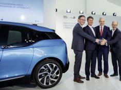 Eröffnung BMW Speicherfarm