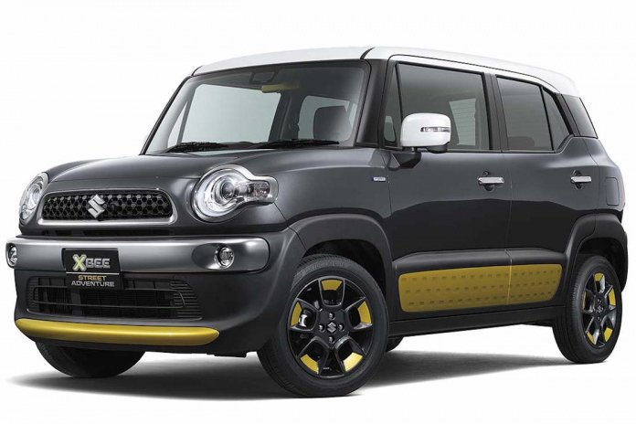 suzuki-xbee-street-adventure-concept-front-three-quarters