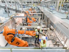 Dagenham Engine Plant is Ford's largest diesel engine producti