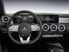 Die neue Mercedes-Benz A-Klasse: Der Maßstab in der KompaktklasseThe new Mercedes-Benz A-Class: The benchmark in the compact class
