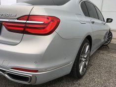 BMW 750 Ld