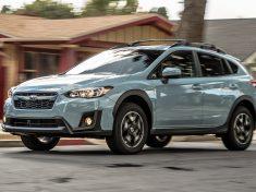 2018-Subaru-Crosstrek-2-0i-Premium-front-three-quarter-in-motion-06