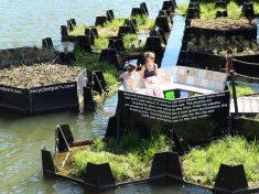Audi Environmental Foundation turns plastic waste into recreatio