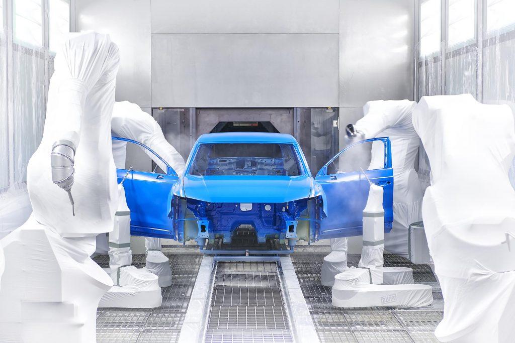 Audi gyár