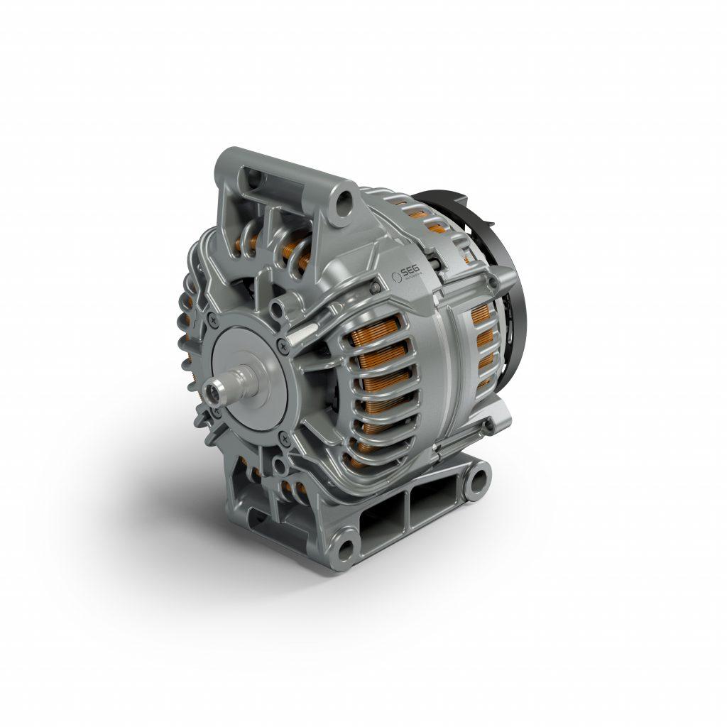 HD10 Generator von SEG Automotive