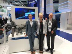Knorr-Bremse Budapest kepviseloi az Innotrans 2018 kiallitason vasuti aruszallitas digitalizacioja temaban