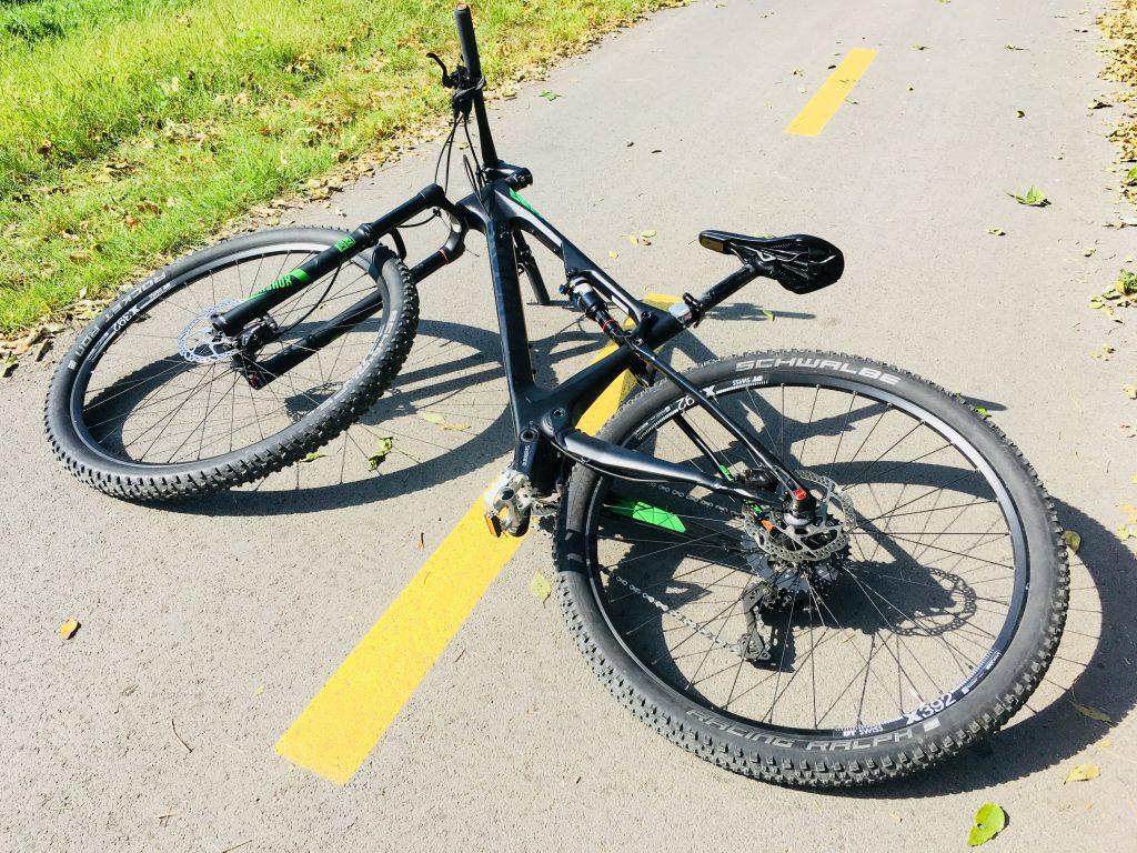 Skoda bicikli