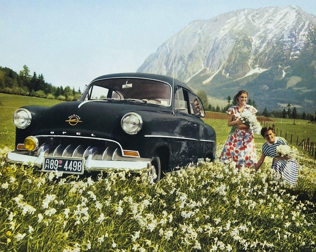 1953-as Opel Olympia Rekord