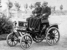 Opel Patent-Motorwagen System-Lutzmann 1899