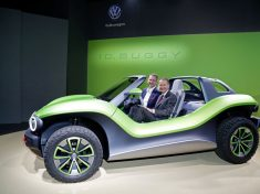 Herbert Diess, Buggy, VW, elektromos autó,