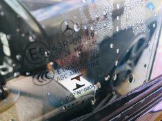 AGC, Mercedes C43 AMG