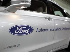 Ford Autonomous Vehicles