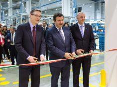 Lezárult a Knorr-Bremse Fékrendszerek Kft.gyárbõvítési projektje