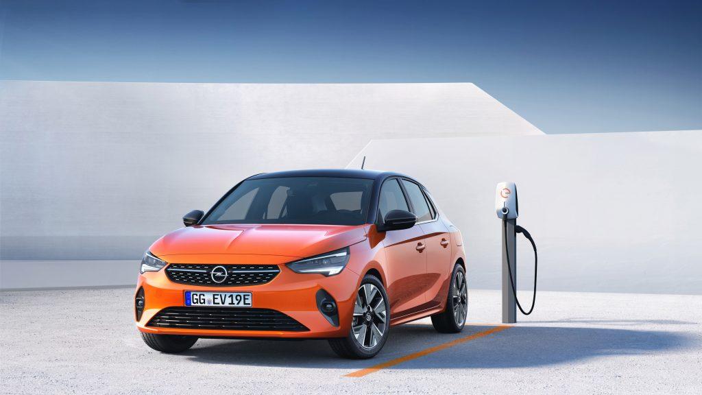 2019 Opel Corsa-e