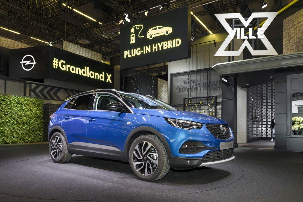 grandland x hybrid