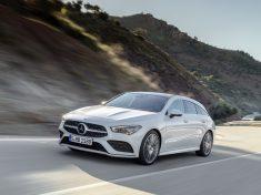 Mercedes-Benz CLA Shooting Brake, X118, 2019Mercedes-Benz CLA Shooting Brake, X118, 2019