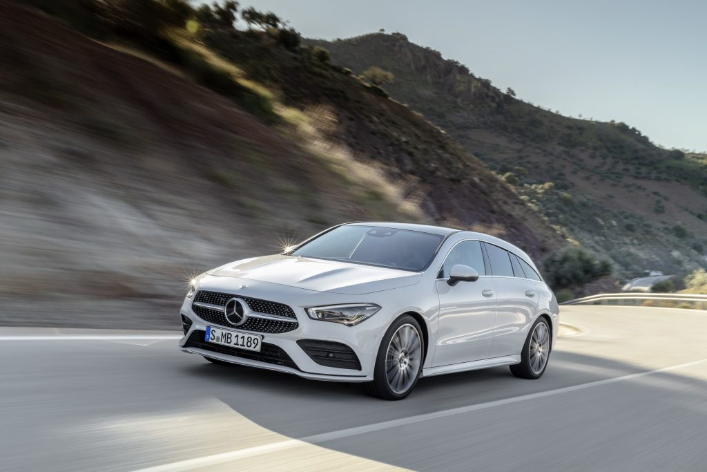 Mercedes-Benz CLA Shooting Brake, X118, 2019 Mercedes-Benz CLA Shooting Brake, X118, 2019