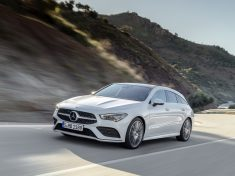 Mercedes-Benz CLA Shooting Brake, X118, 2019Mercedes-Benz CLA Shooting Brake, X118, 2019