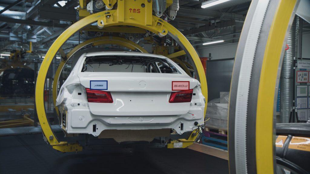 BMW, gyár, MI