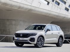 "Volkswagen Touareg special model ""ONE Million"""