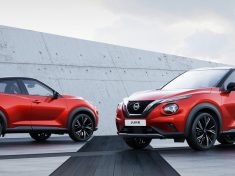 Vadonatúj Nissan Juke - Coupé Crossover