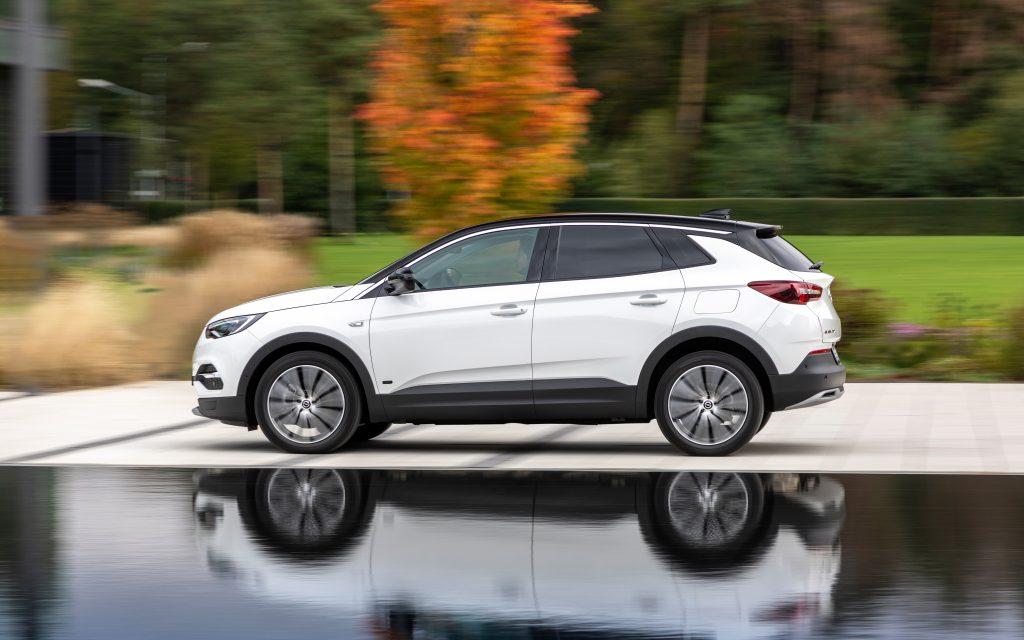 2020 Opel Grandland X Hybrid