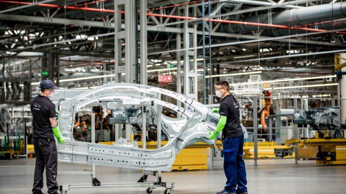 Mercedes-Benz, kecskeméti Mercedes
