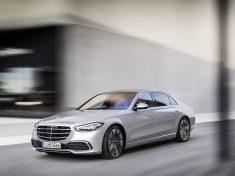 Mercedes-Benz S-Klasse, V 223, 2020