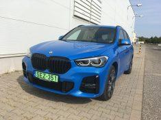 BMW X1 250e