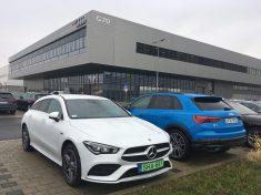 Ilyen sem volt még: Kecskeméten gyártott hibrid a győri Audinál