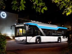 Solaris elektromos busz