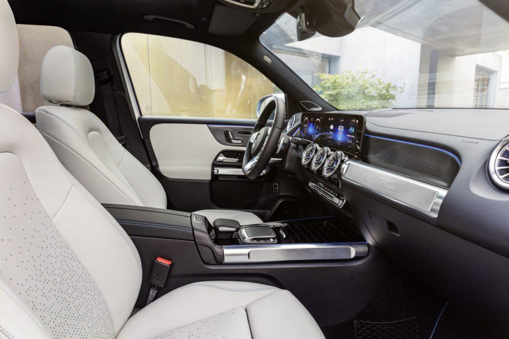 Mercedes-EQ, EQB, X 243, 2021
