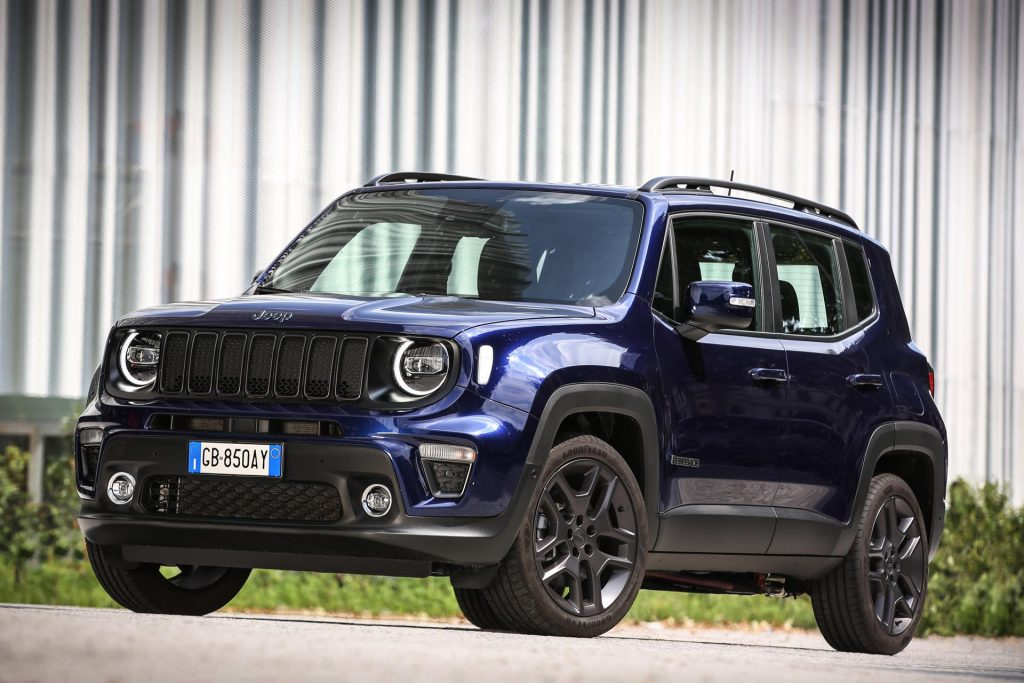 Jeep 4xe 2020