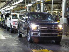 kisteherautó, amerikai autóipar