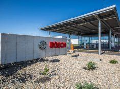 Bosch Automotive Steering