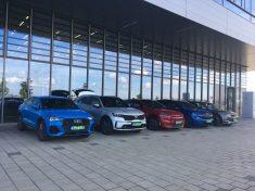 Audi gyár zsűri